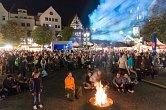 Lichtbildarena Open Air zum Altstadtfest am 19.9.2016 (Foto: J�rgen B�tz)